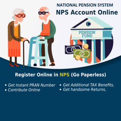 National Pension System - NPS Online