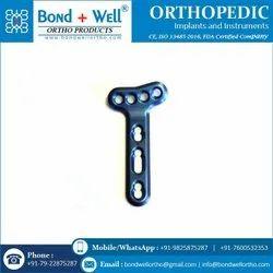 Orthopedic Extra Articular Plate