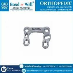 Orthopedic Implants LCP C  Plate
