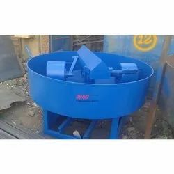 Cast Iron Pan Concrete Mixer
