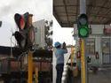 Traffic Signal For Weighbridges