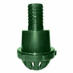 Jepal Spring  Green Foot Valve