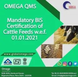 Bis Certification For Cattle Feeds As Per IS 2052