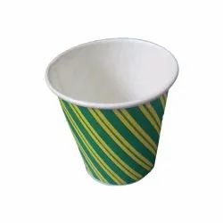 150 Ml Printed Paper Tea Cup
