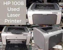 Used HP 1008 Laser Printer, For Printing
