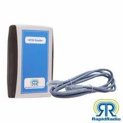 RapidRadio RFID HF Ethernet Reader With Relay (RRHFOEM04_ETHR)