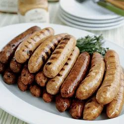 Chicken Sausages (Plain, Black Pepper, Spiced And Others), Packaging Type: Vacuum Packed