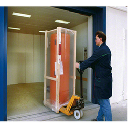 Aero Goods Cum Passenger Elevator, Max Capacity: 1000 Kg