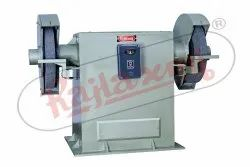 Double End Heavy Duty Pedestal Grinder