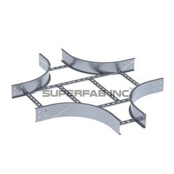 Ladder Cable Tray Unequal Cross