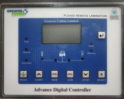 Greaves Power Generator -Advance Digital Controller Part No - GADC-321 /  GADC-422