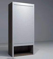 Aluminium Shutter Profile, Finish: Silver, Size: 38 Mm