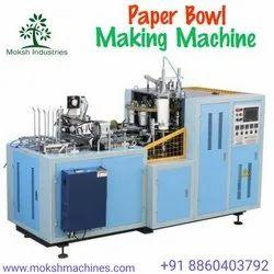 Paper Bowl Making Machine