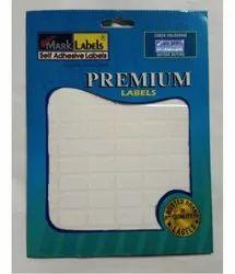 Premium Plain White Label