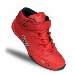 Glacier Mens Red Sport Shoes, Model Name/Number: Puma Hyneck