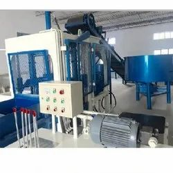 CI 320 Semi Automatic Brick Making Machine