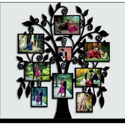 Table Tree Photo Frame