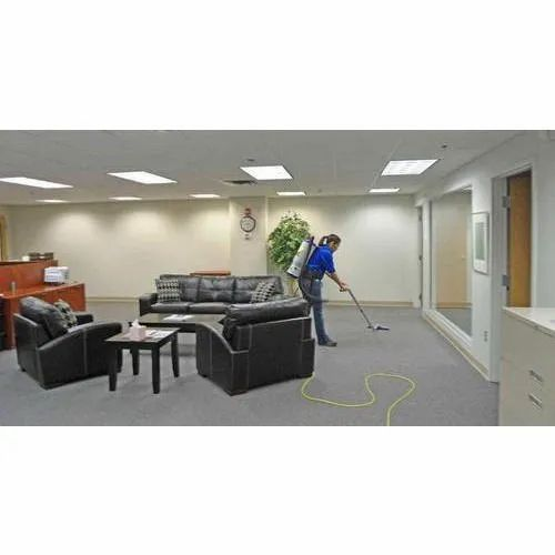 Cleaning And Sanitization Office Housekeeping Service