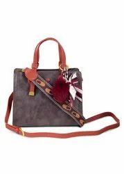 ENNE Hand Handled Summer Handbag, 0.2kg, Size: 20x5x15