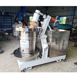 Semi-Automatic Marachekku Oil Mill Machine