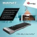 Walkpad-5 Ultra-Thin Walking Fitness Treadmill With Remote Control