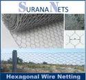 Galvanized Iron Hexagonal Wire Netting