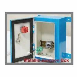 FRP Sheet Metal instrument Junction Box