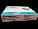 Controlled Release Tablets Of Theophylline