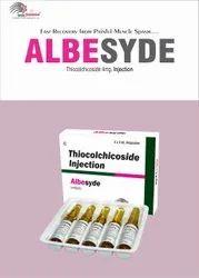 Thiocolchicoside 4mg/2ml Injection