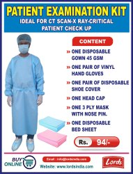 Patient Examination Kit