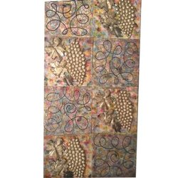 Square Designer Ceramic Tiles, Size: 60 x 60 cm