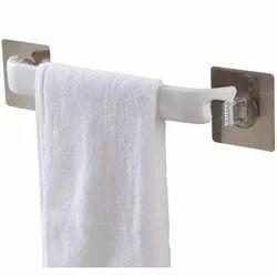 Bathroom Corner Towel Rack Magic Sticker and ETC-corner towel rack magic sticker