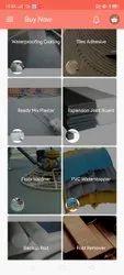 5000 Commercial Building Trimix Floor Hardning Flooring, in Pan India