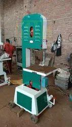 Wood Cutting Vertical Bandsaw Machine, Model Name/Number: KMT-18VB, 2 Speed