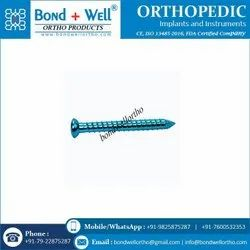 4.9 Mm Orthopedic Implants Interlocking Screw