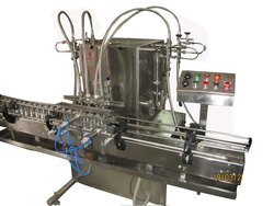 Automatic Six Head Volumetric Filling Machines