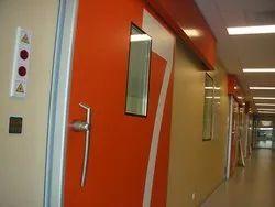 Radiation Proof Doors
