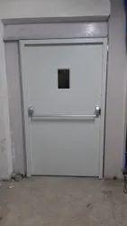 Emergency Exit Fire Doors