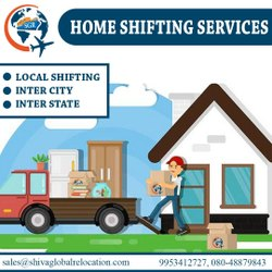 Residential Moving, Pan India