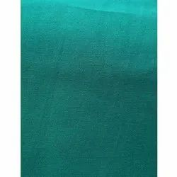 Green Cotton Casement Fabric
