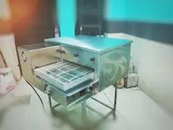 SS Modern Conveyor Pizza Oven