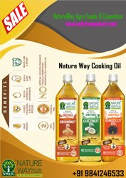 Natural Cold pressed Cooking oil