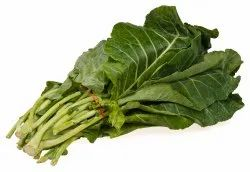 A Grade Green Mustard leaves, 5 Kg