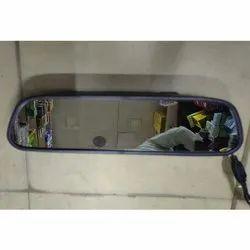 Glass Car Center Mirror
