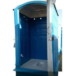 FRP Paint Coated Portable Toilet