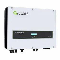 Growatt 6000TL3-S Three Phase Grid Tied Solar Inverter