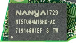 NT5TU64M16HG-AC Integrated Circuit