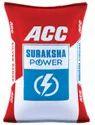Acc Suraksha Power Cement, For Construction