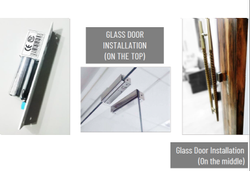 Electronic Dropbolt Lock