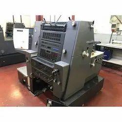 Heidelberg GTO 52 Single Color Offset Printing Machine